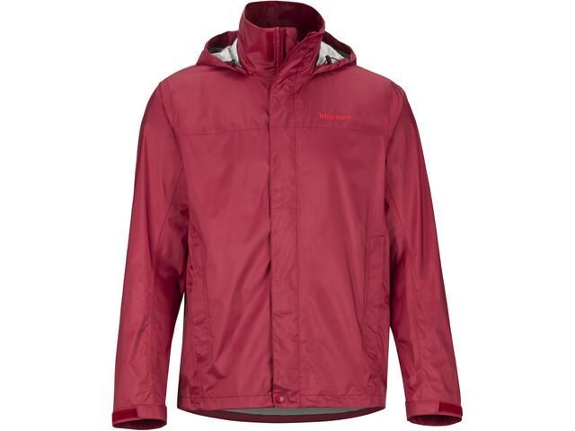 Marmot PreCip Eco Jacket Herr sienna red